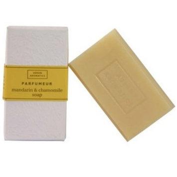 Arran Aromatics of Scottland - Organic Parfumeur Mandarin & Chamomile Soap - 125g