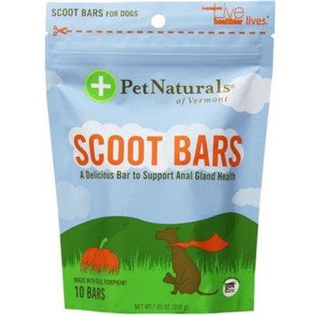 Pet Naturals Scoot Bars [Options : 30 Bars]