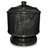 Oneworld Memorials Marble Tribute Pet Cremation Urn