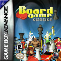 GBA Board Game Classics - [Game Boy Advance] - Used