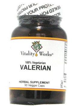 Valerian Vitality Works 90 VCaps