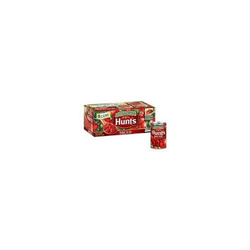 Hunt's Diced Tomatoes - 8 cans of 14.5oz