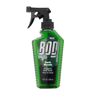 Pdc Brands Bod Man Dark Woods Body Spray, 8 fl. oz.