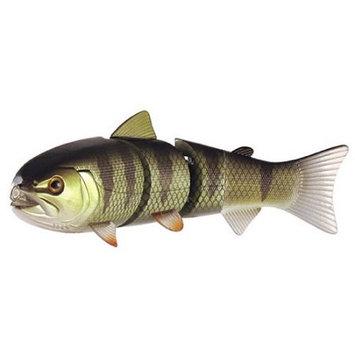 SPRO Fishing Sb80 BBZ1 Swimbait Fast Sinking Wicked Perch, 1 Pack
