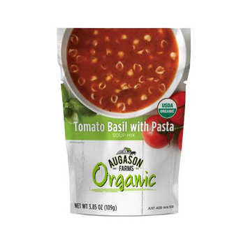 Blue Chip Group Augason Farms Organic Tomato Basil With Pasta 3.85-ounce Soup Mix Pouch (Pack of 6)