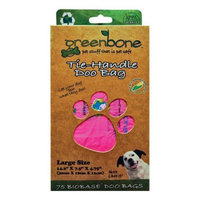 Greenbone Tie Handle Waste Bags