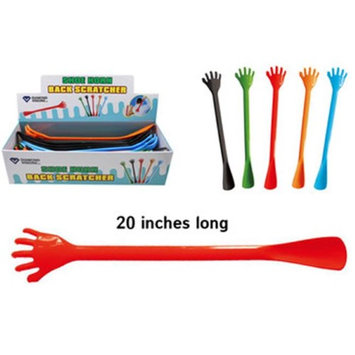 DDI 2127684 20 in. Jumbo Shoehorn Back Scratcher Assorted Color