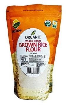 McCabe Organic Brown Rice Flour, 1.5-Pound