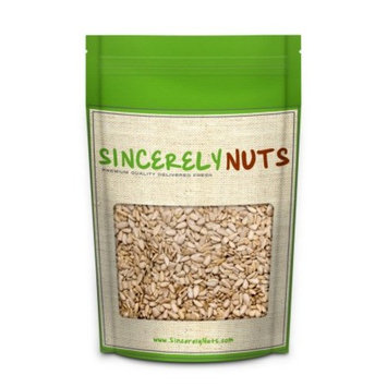 Sincerely Nuts Organic Sunflower Seeds Raw (No Shell) 5 LB Bag