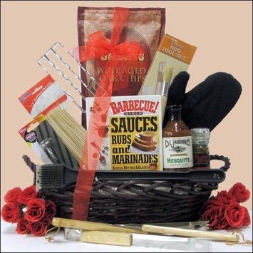 Grillin' & Chillin': Barbecue/BBQ Grilling Gift Basket