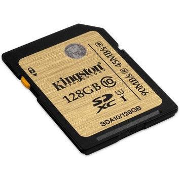 Kingston Ultimate - flash memory card - 128GB - SDXC