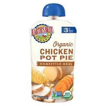 Earth's Best Homestyle Chicken Pot Pie - 3.5oz