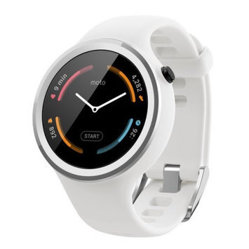 Motorola '2nd Gen' Sport Watch, 45mm - White