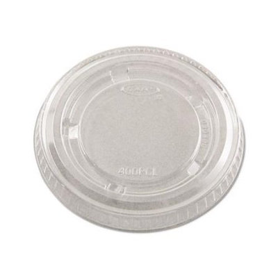 Amrep DRC400PCL - Dart Portion/Souffl? Cup Lids
