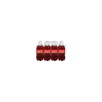 Coca Cola Coke Soda, 12 oz (8 Bottles)