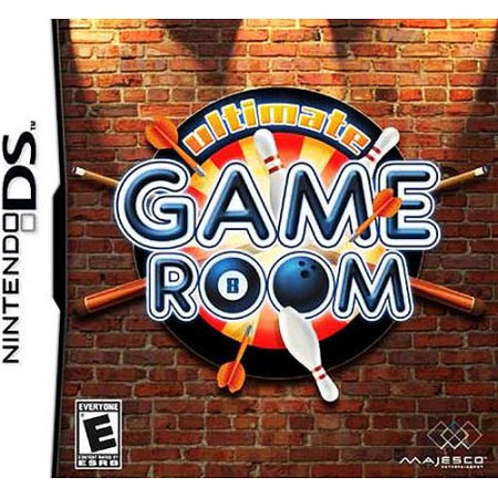 Majesco Sales, Inc. Ultimate Game Room (Nintendo DS)