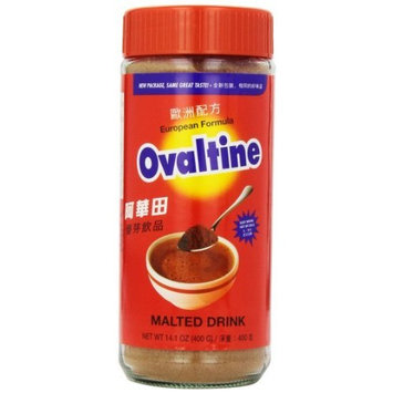 Ovaltine European Formula Malted Drink, 14.1 Ounce