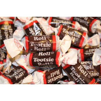 BAYSIDE CANDY TOOTSIE ROLL MIDGEES - BITE SIZE CHEWY CANDY Old Fashioned Candies, 5LBS