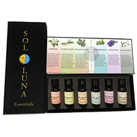 Essential Oils Set Pure Therapeutic Grade Aromatherapy Oils (Ylang Ylang)