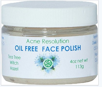 Face Polish Oil Free Tea Tree By Trillium