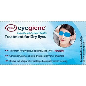 EyeGiene Insta-Warmth REFILLS for Treating Dry Eyes