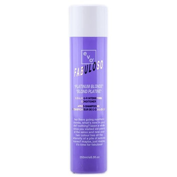 Evo Fabuloso Colour Intensifying Conditioner Platinum Blonde (220ml)