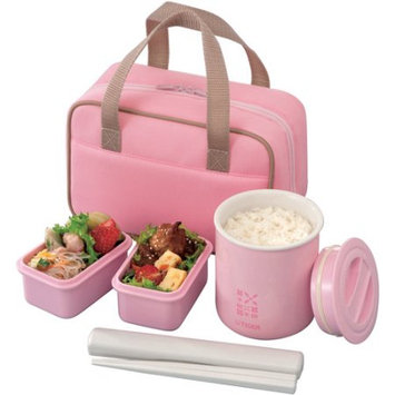 Jaybrake TIGER LUNCH BOX BENTO SET 0.75L INCL THERMAL RICE
