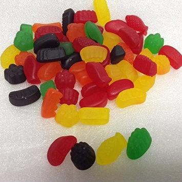 Heide JuJy Fruits bulk candy 5 pounds JuJu Fruits JUJYFRUITS