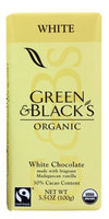Green & Black's Organic - White Chocolate Bar 30% Cocoa - 3.5 oz(pack of 12)