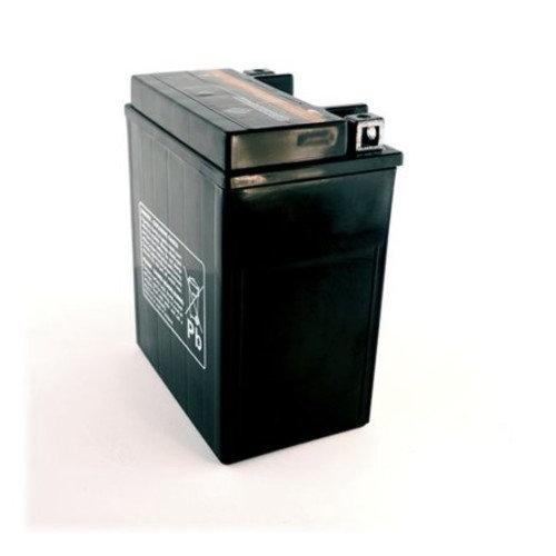 Ytx14ah bs atv battery for yamaha 400cc yfm400fw kodiak for Yamaha atv batteries
