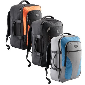 Cabin Max Palermo Carry-on hand luggage backpack with Detachable Toiletry Bag 44 litres 55x40x20cm