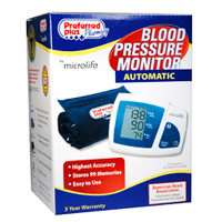 Microlife Usa Inc Blood Pressure DIG AUTO INFLATE KPP Size: KIT