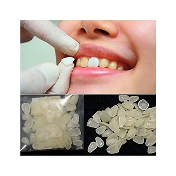 100-Pcs Dental Componeer Thin Whitening Resin Veneer Upper Anterior Front Back Molar Teeth