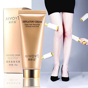 Hair Removal Cream Sensitive Skin for Men and Women Use