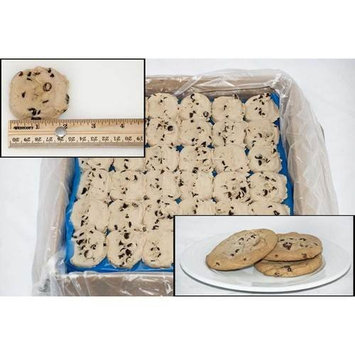 General Mills Pillsbury Best Doughboys Chocolate Chip Cookie Dough, 1.5 Ounce - 216 per case.