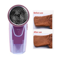 Upgraded Electric Fuzz Cloth Coat Lint Remover Wool Sweater Fabric Shaver Trimmer