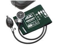 ADC DIAGNOSTIX 700 Pocket Aneroid Sphygmomanometer, Adult, Dark Green