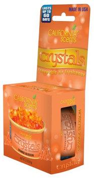 California Scents Cry2-B-6096pk 2.2 Oz Orange Blossom Crystals Renewable Air Freshener