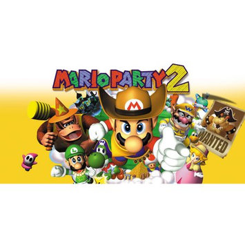 Nintendo N64 Mario Party 2 Wii U (Email Delivery)