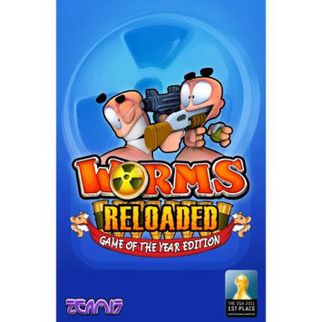 Team17 Worms Reloaded: Game of the Year Edition (PC)(Digital Download)