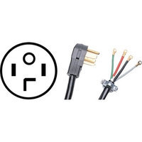 Petra PET90-2020 4ft Hardwire Power Cord - 4ft