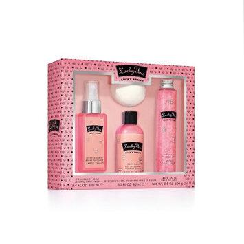 Lucky You by Lucky Women's Fragrance Bath Set - 4pc