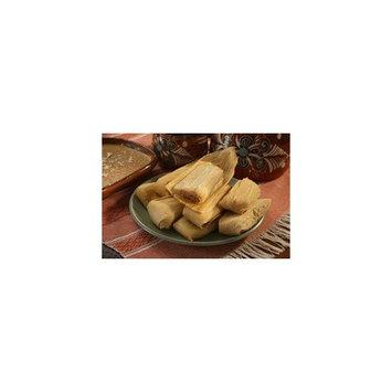 Del Real Foods Gourmet Pork Tamales In Red Sauce
