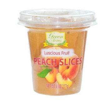 Golden Beach, Inc. Peach Slices In Ls