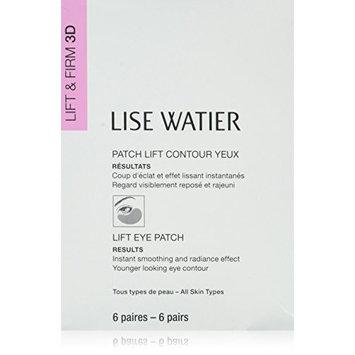 Lise Watier Lift & Firm 3D Lift Eye Patch, 6 pairs