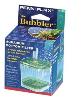 Penn Plax The Bubbler - Aquarium Bottom Filter