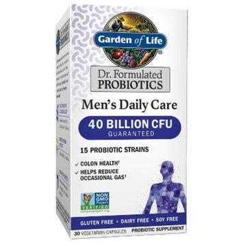 Garden of Life Men's Probiotic - Daily Care - 30ct