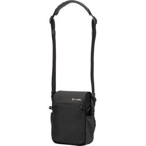 Camsafe V4 Anti-Theft Compact Camera Travel Bag (Black)