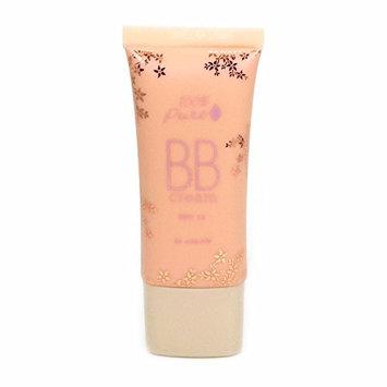 100% Pure BB Cream SPF 15, Shade 20 Aglow, 1 Ounce