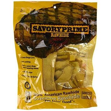 Savory Prime Rawhide Chips, 1 Pound